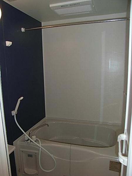 アムールA 02030号室の風呂