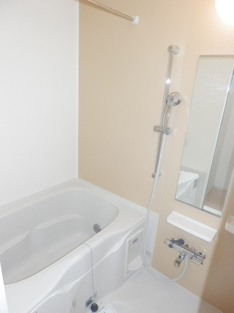 Clearness 02010号室の風呂