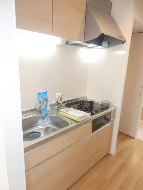 Clearness 02010号室のキッチン