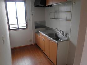 セジュール 203号室のキッチン