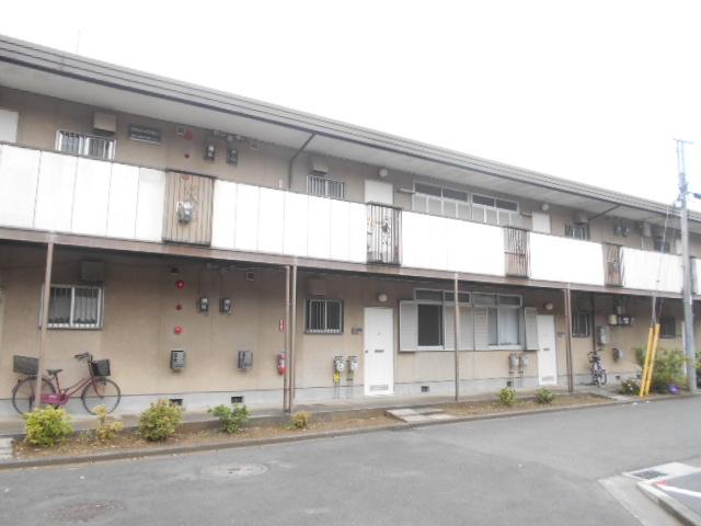 スカイハイツ古川 203号室の外観2