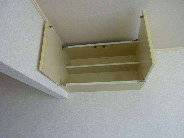 シャトーレ金森 211号室の収納