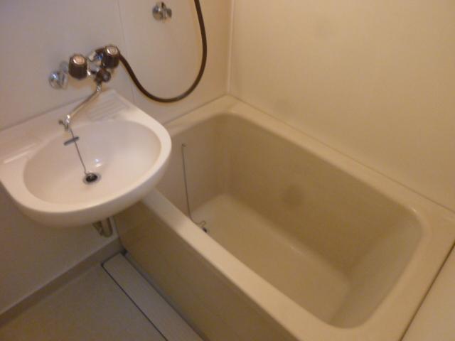 シャトーレ金森 211号室の風呂