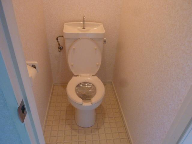 シャトーレ金森 211号室のトイレ