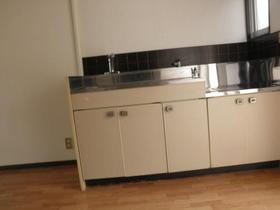 VILLA16 203号室の洗面所