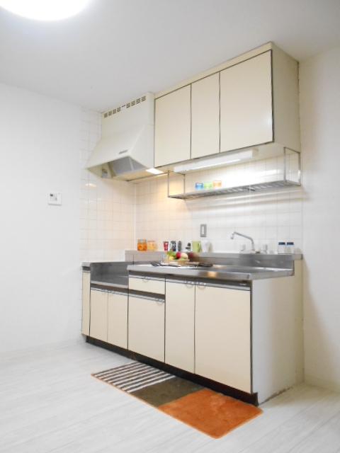 STAGE21B棟 110号室のキッチン
