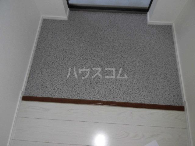 クーネル八王子 106号室の玄関