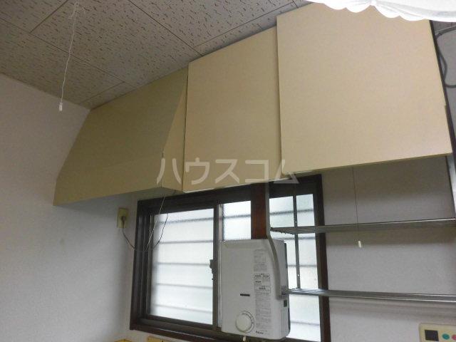 エステートエイム 101号室のキッチン