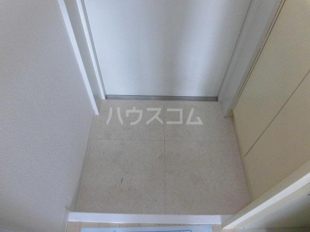 ルミエール八王子 215号室の玄関