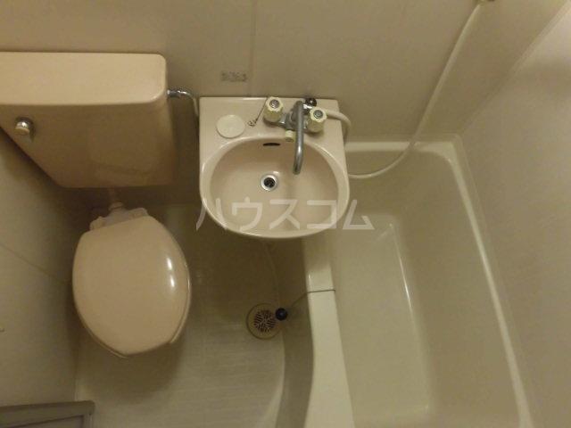 エステート丸山 203号室の風呂