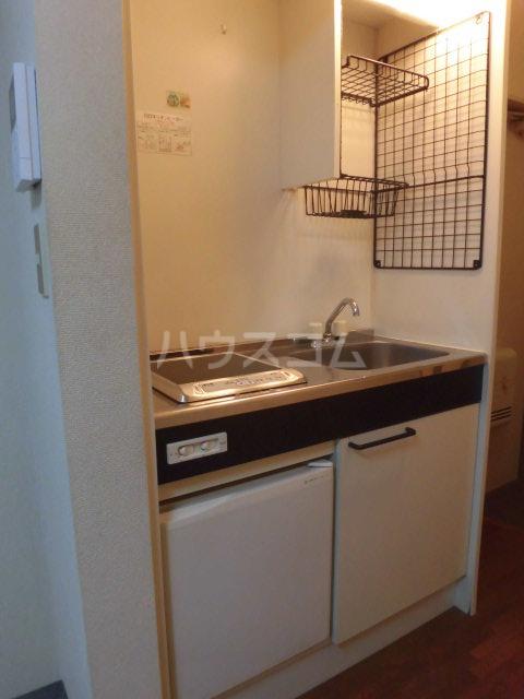 エステート丸山 203号室のキッチン