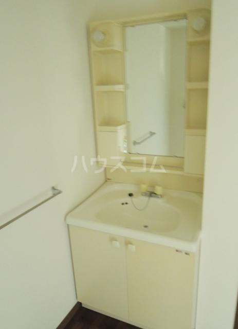 シルクフォルム 215号室の洗面所