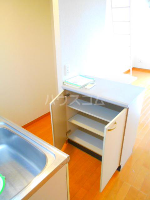 ZCO並木ビル2ND 503号室のキッチン