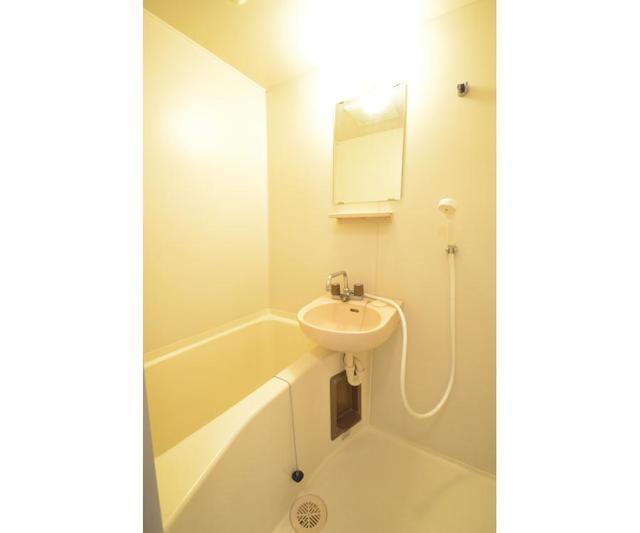 エステートピアSUN 202号室の風呂