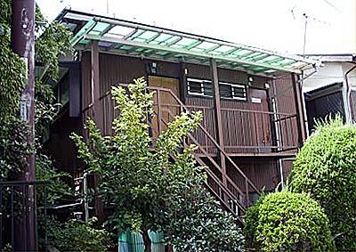 高松荘外観写真