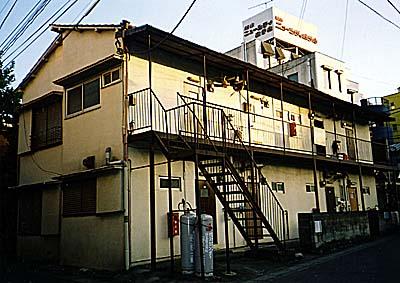 祇園常盤荘外観写真