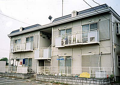 パナハイツ岸田外観写真