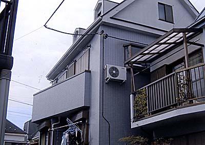 ピジョンハウス外観写真