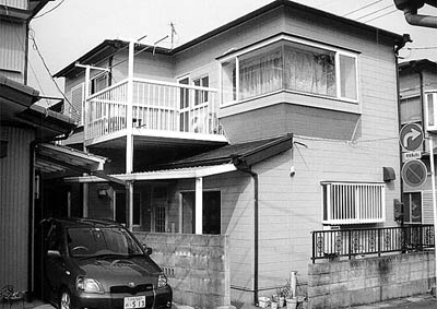 村田様一戸建て外観写真