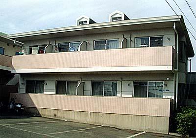 シャトレ富塚 B棟外観写真
