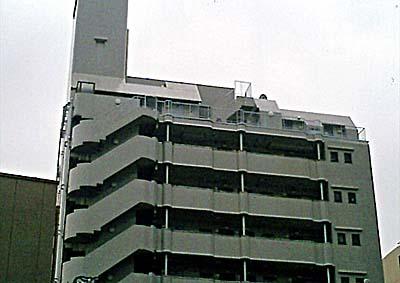 ライオンズマンション川崎第13外観写真
