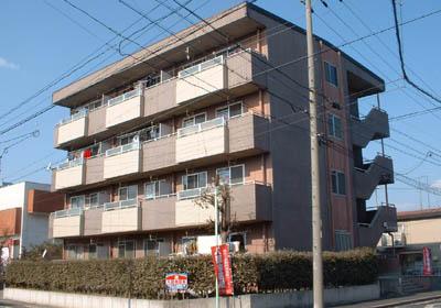 スクエアマンション KITOU外観写真