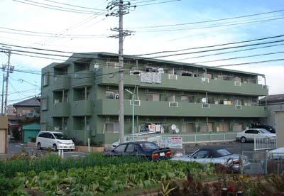 第二山崎マンション外観写真