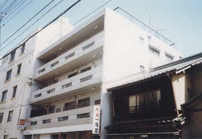 朝日堂ビル外観写真