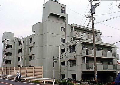 田村マンションB外観写真