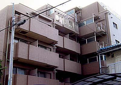 ルーブル駒沢大学Ⅱ外観写真