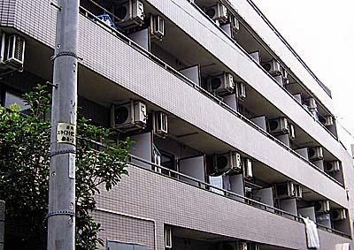 スカイコート世田谷第4外観写真