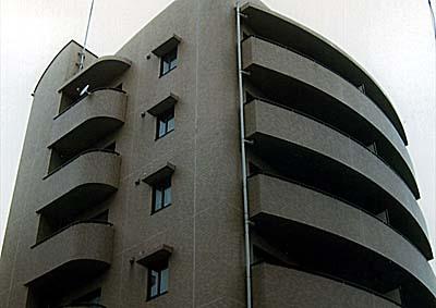 ボナール桜新町外観写真