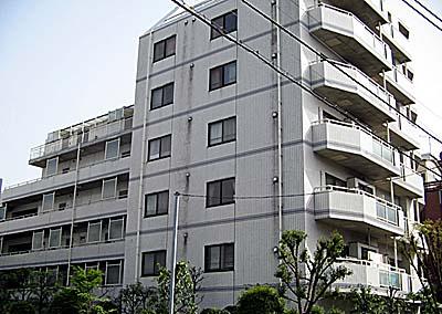ファシネス玉川台外観写真