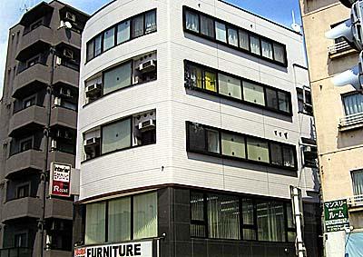瀬田三立ビル外観写真