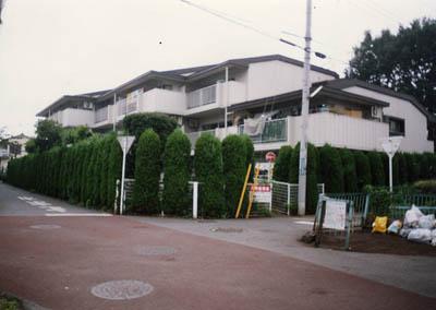セントビラ外観写真