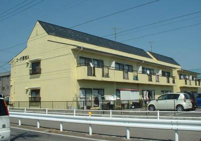 コーポ藤枝外観写真