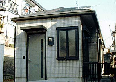 パールハイツ八柱外観写真