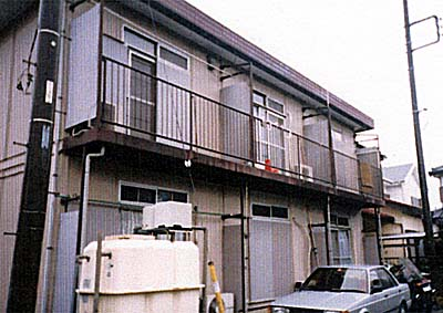 神田コ-ポ外観写真