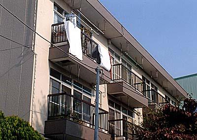 矢野第1マンション外観写真