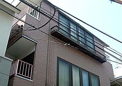 リバーストーン五反田外観写真