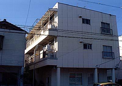 フォレスト静岡駅南外観写真