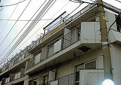 カーサ竹矢 (第二)外観写真