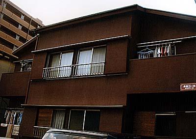 永島コーポ外観写真