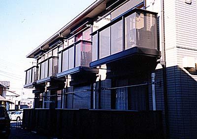 ボックスツリ-ハウス5外観写真
