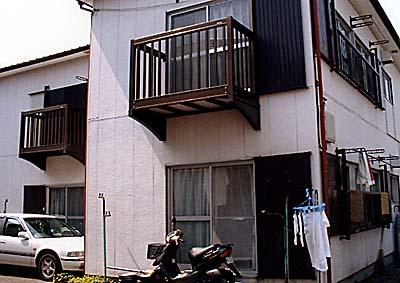 青葉荘外観写真