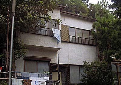 三宅アパートF外観写真