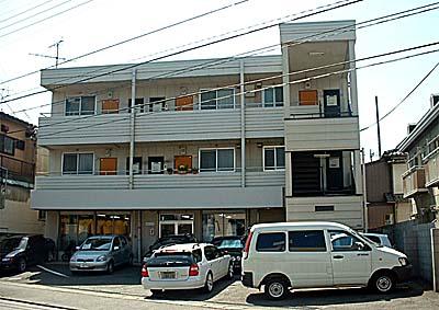宮崎台Kマンション外観写真
