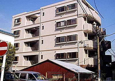 グリシーヌ横浜西外観写真