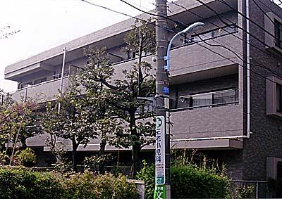 サンアライズ高井戸外観写真