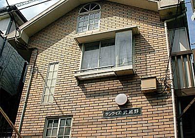 サンライズ武蔵野外観写真